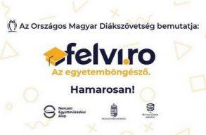 A jövõ héten induló Felvi.ro segít a diákoknak egyetemet választani