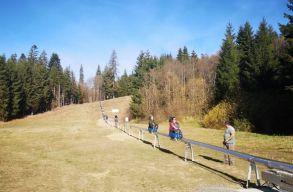 Nyári bobpályával és szálláshelyekkel várja vissza a turistákat Borszék