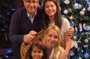 Victor Ponta és felesége örökbe fogadtak egy kislányt