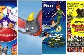 A Disney levette mûsoráról a Pán Pétert, a Dumbót és a Macskarisztrokatákt, mert rasszizmust talált bennük