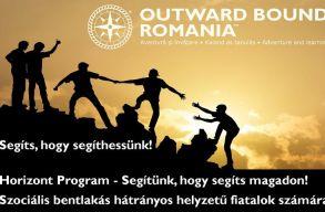 Hátrányos helyzetû fiatalok függetlenné válását támogatja az Outward Bound Románia