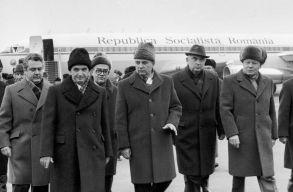 Elárverezik Ceaușescu és Iliescu egykori elnöki repülõgépeit