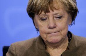 Merkel: N�metorsz�g nem az integr�ci� vil�gbajnoka