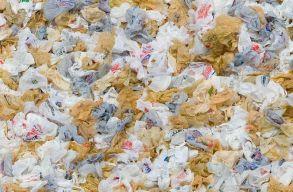 A mûanyag zacskók betiltását kezdeményezi az USR