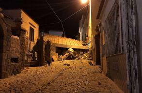Földrengés rázta meg Olaszország déli részét