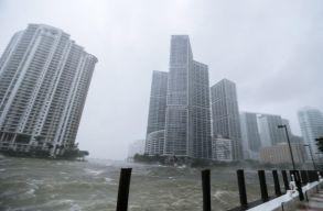 Floridában tíz halálos áldozatot követelt az Irma hurrikán
