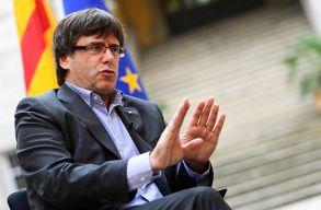 Carles Puigdemont demokratikus ellenállásra szólított fel