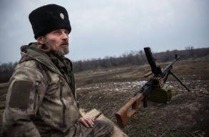 Kiújultak a harcok a Donyec-medencében, súlyos katonai veszteségek mindkét oldalon