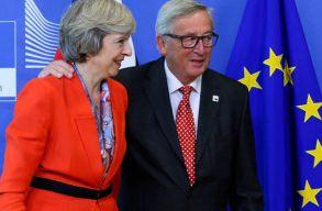 Megszületett a megállapodás az Egyesült Királyság uniós kiválásának legfontosabb feltételeirõl