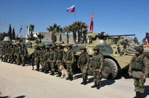 Putyin elrendelte az orosz csapatok Szíriából történõ visszavonását