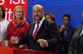 Új koalíciós formát mérlegelnek a német szociáldemokraták