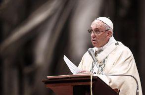 Templomoknál robbantottak Chilében a pápa látogatása ellen tiltakozók