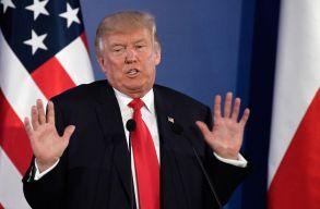 """Donald Trump szerint õ """"a legkevésbé rasszista ember"""""""