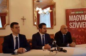 Vona: a választás igazi tétje, hogy Magyarország kivándorló ország lesz-e