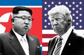 Kim Dzsong Un - Donald Trump csúcstalálkozó lesz májusban