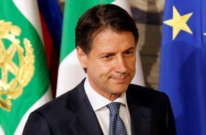 Mégis Giuseppe Conte lett az új olasz kormány miniszterelnöke