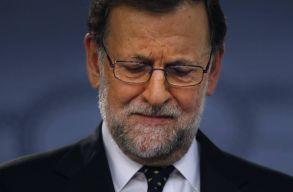 A spanyol parlament megvonta a bizalmat a miniszterelnöktõl