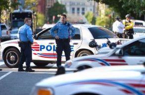 Lövöldözés történt egy marylandi lap szerkesztõségében, négyen meghaltak