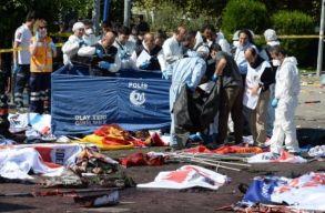 Hosszú börtönbüntetésekre ítéltek Törökországban a 2015-ös ankarai merénylet miatt több vádlottat