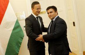 Az ukrán külügyminiszter szerint Magyarország elérte a tûréshatárt az állampolgárság osztogatásával