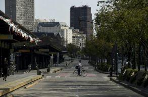 Országszerte szünetel a munkavégzés a szakszervezetek általános sztrájkja miatt Argentínában