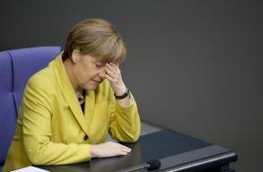Angela Merkel távozni fog a CDU pártelnöki posztjáról
