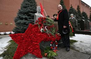 Sztálinnak emelnek szobrot Oroszország harmadik legnagyobb városában
