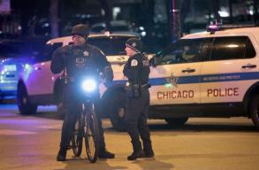 Lövöldözés történt egy chicagói kórháznál