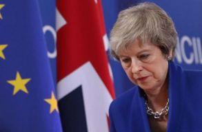 Theresa May elvesztette a brexithez szükséges parlamenti többséget