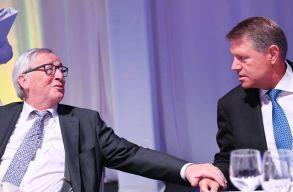 Juncker a mandátuma lejárta elõtt a schengeni-övezetben szeretné látni Romániát