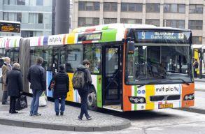 Luxemburg a világon elsõként teszi ingyenessé a tömegközlekedését