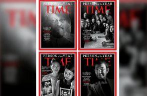 Az igazságért küzdõ újságírók és a meggyilkolt szaúdi újságíró lett az Év Embere