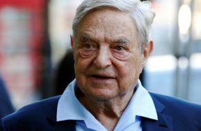A Financial Timesnál Soros György az év embere