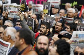 Rengeteg újságírót gyilkoltak meg és börtönöztek be az idén