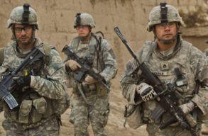 Források: az USA megkezdi katonái kivonását Afganisztánból