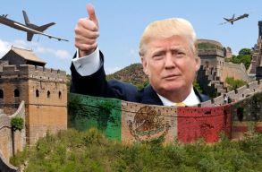 Nem akarnak pénzt adni Trump határfalára, részlegesen leállt az amerikai kormányzat