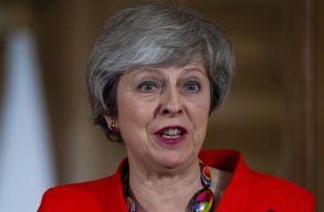 Theresa May: valószínûbb a Brexit elmaradása, mint a megállapodás nélküli kilépés