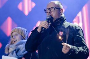 Meghalt a kórházban a megkéselt gdanski fõpolgármester