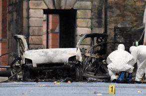 Az új IRA tagjai robbanthattak Észak-Írországban
