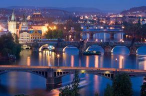 """Bevezették az """"éjszakai polgármester"""" tisztséget Prágában"""