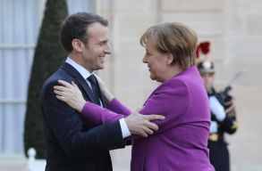 Aláírták az új német-francia együttmûködési és integrációs szerzõdést