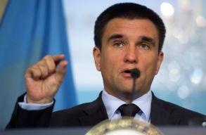 Az ukrán külügyminiszter kitwittelte, hogy a marslakók nagyobb eséllyel lehetnek megfigyelõk az ukrán elnökválasztáson, mint az oroszok