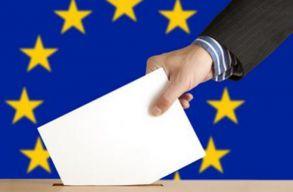 A legnagyobb európai pártcsaládok vezetõi megígérték egymásnak, hogy tisztességes lesz a választási kampányuk