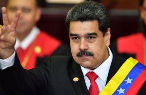Nem tetszettek Madurónak az amerikai tévések kérdései, ezért kiutasítják õket