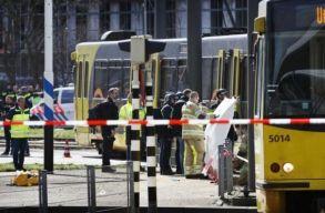 Több helyen is lövöldözés volt a hollandiai Utrechtben