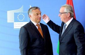 Juncker továbbra is kizárná a Fideszt az Európai Néppártból