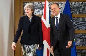 Theresa May hivatalosan kérte a Brexit halasztását június 30-áig