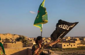 Sikerrel zárult az Iszlám Állam elleni offenzíva