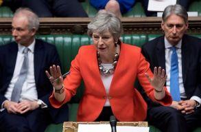 Megszavazta a brit alsóház, hogy maga dönthessen a különbözõ Brexit-alternatívákról