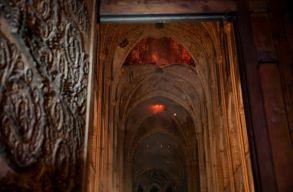Ilyen pusztítást végzett a Notre-Dame belsõ tereiben a tûz